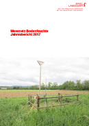 Titelbild Jahresbericht 2017, Bodenmessnetz Kanton Basel-Landschaft