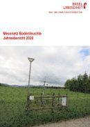Titelbild Jahresbericht 2020, Bodenmessnetz Kanton Basel-Landschaft